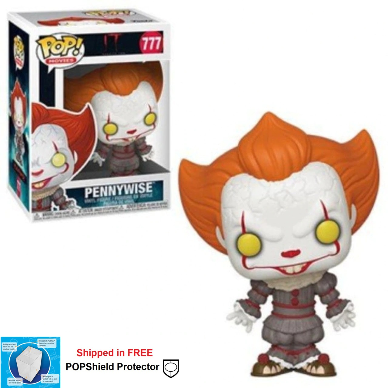 Funko POP Movies It Chapter 2 Pennywise - #777