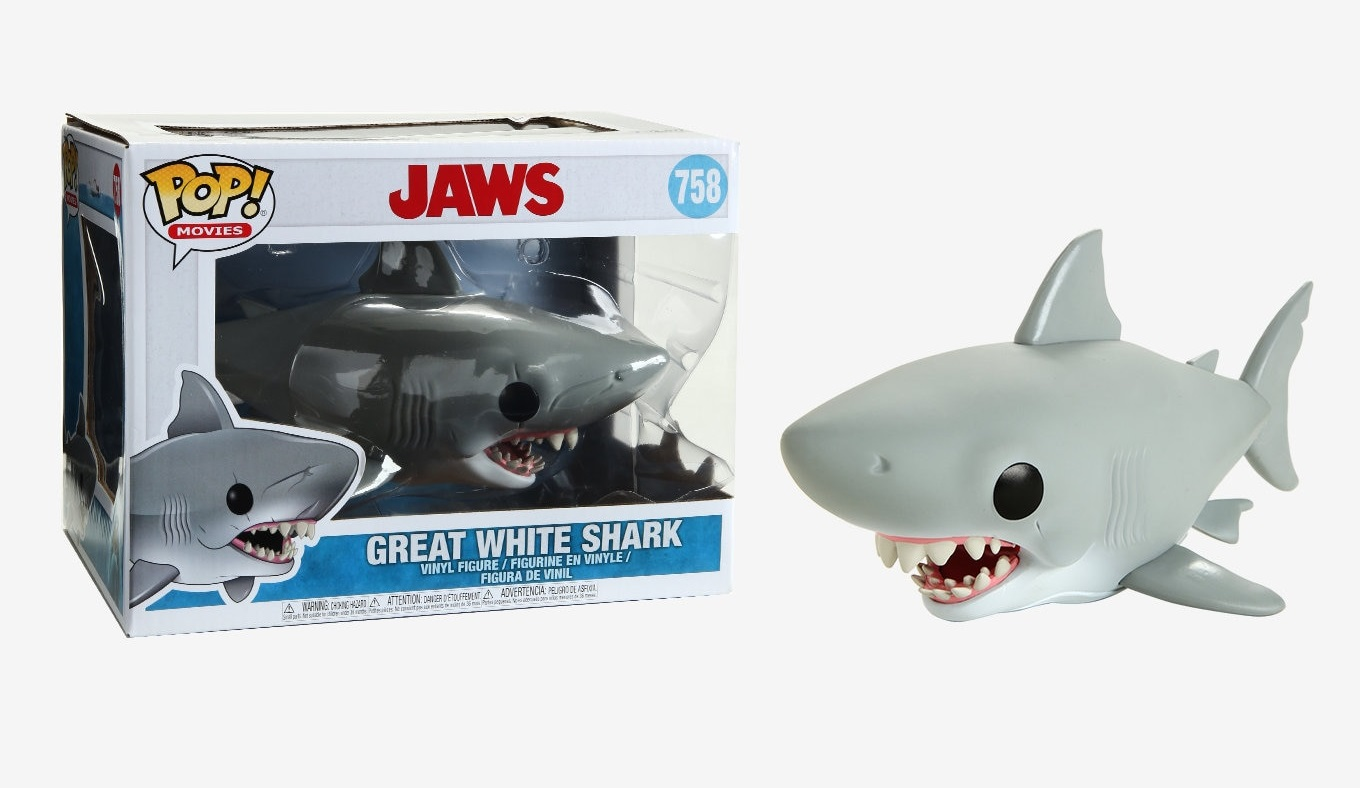 Funko POP Movies Jaws Great White Shark - #758