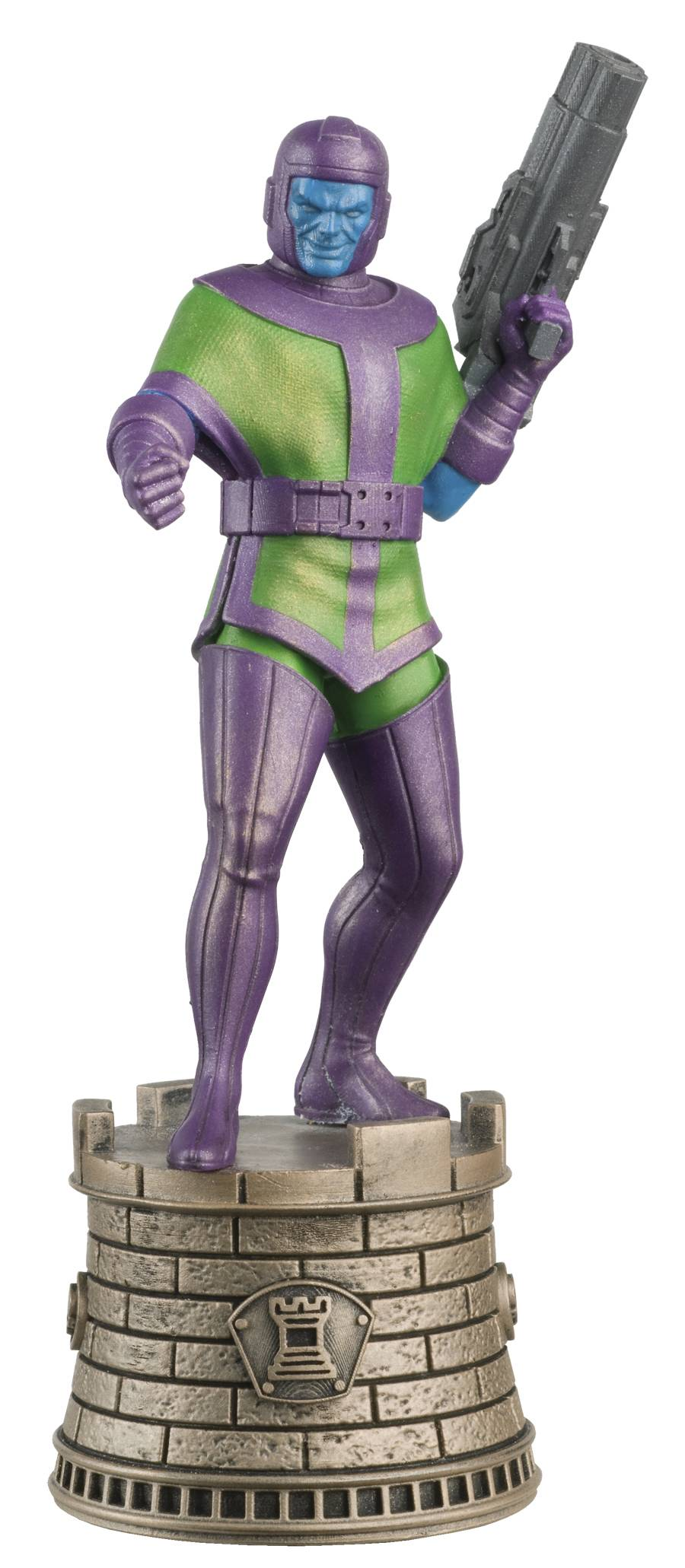 Eaglemoss Marvel Comics Chess Kang Figurine