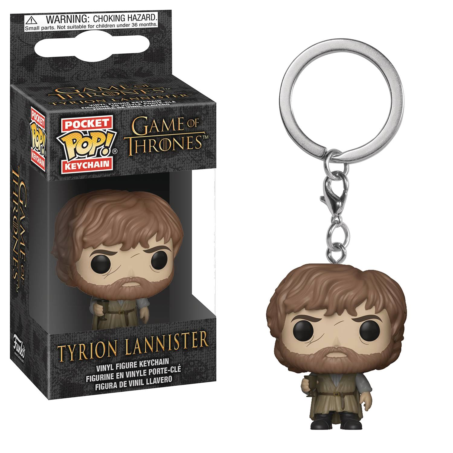 Funko Pocket POP Keychain Game of Thrones Tyrion Lannister