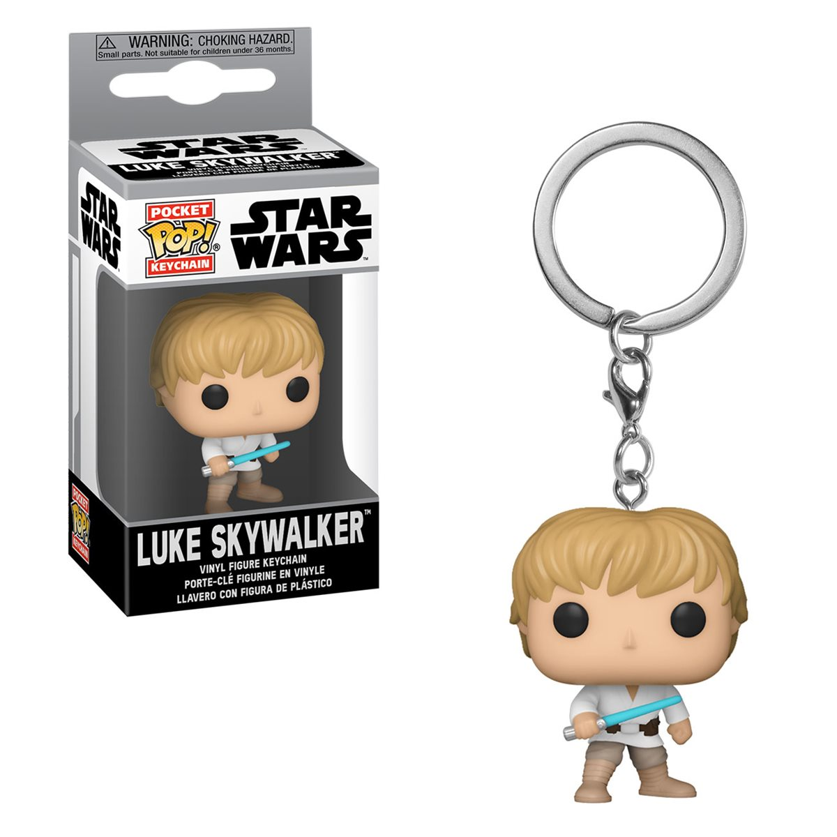 Funko Pocket POP Keychain Star Wars Luke Skywalker
