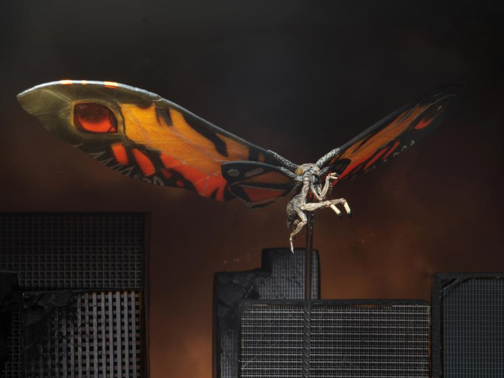 Neca Godzilla King of the Monsters Mothra Figure