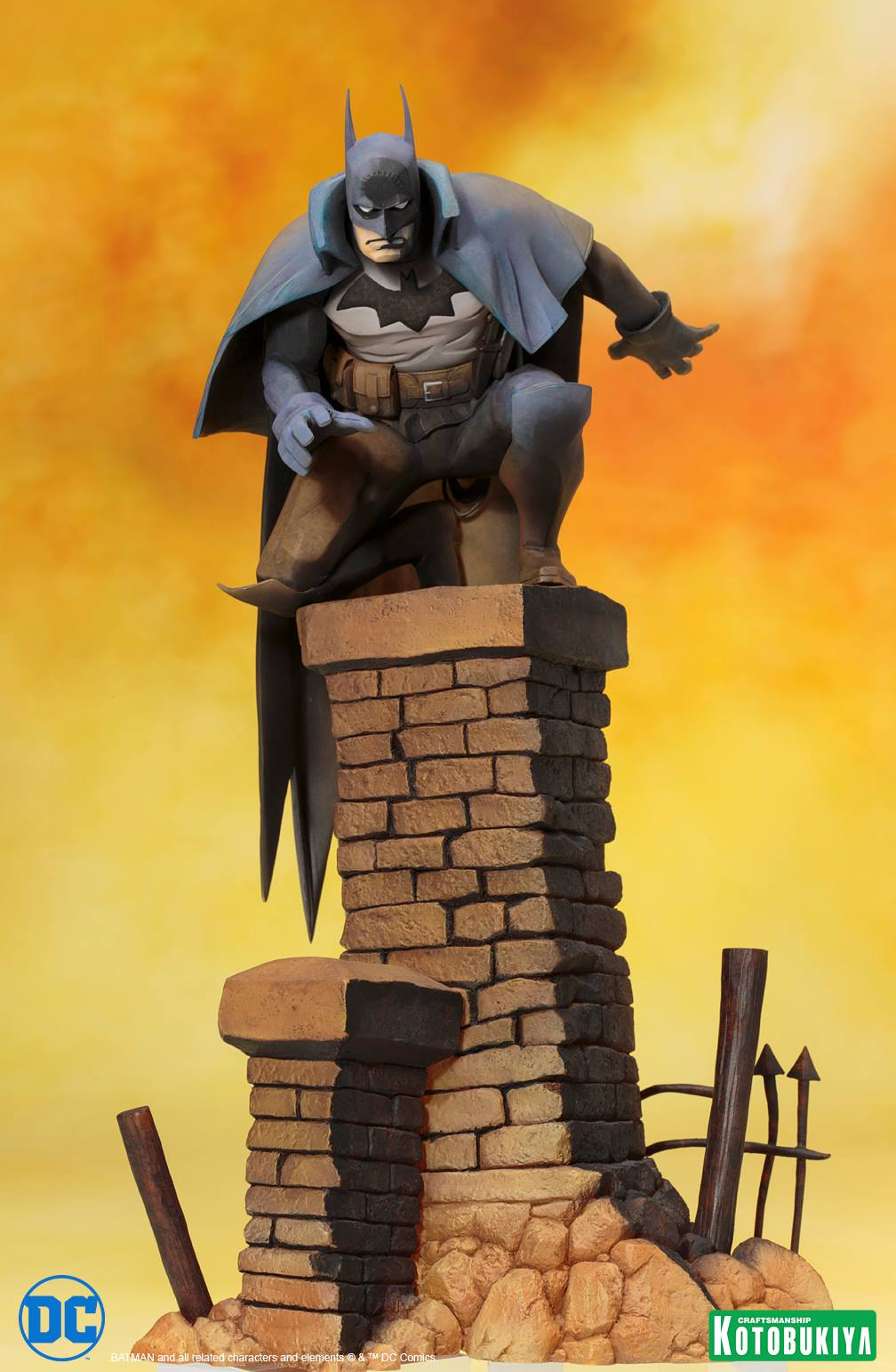 Kotobukiya DC Comics Batman Gotham by Gaslight ARTFX+ Statue