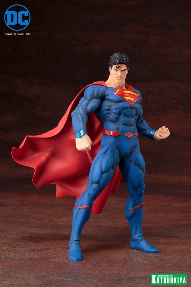 e1af9dd3cd Kotobukiya Dc Comics Superman Rebirth Artfx Statue Dc Comics ...