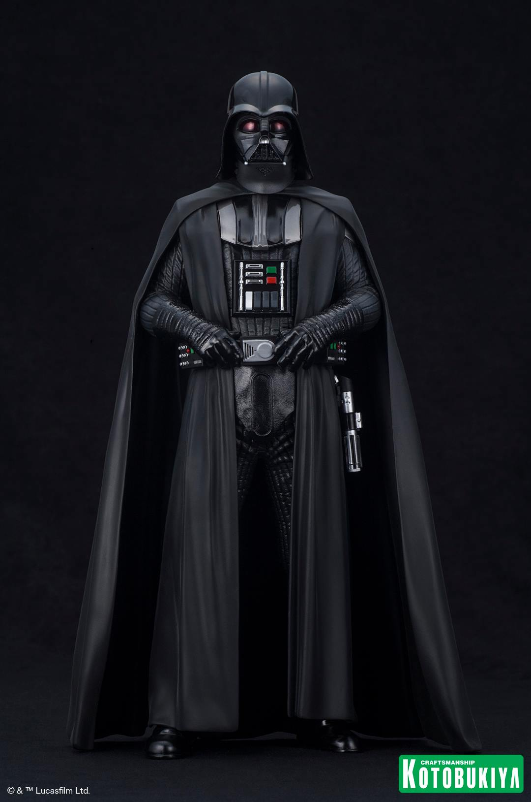 Kotobukiya Star Wars Darth Vader Episode IV ARTFX Statue