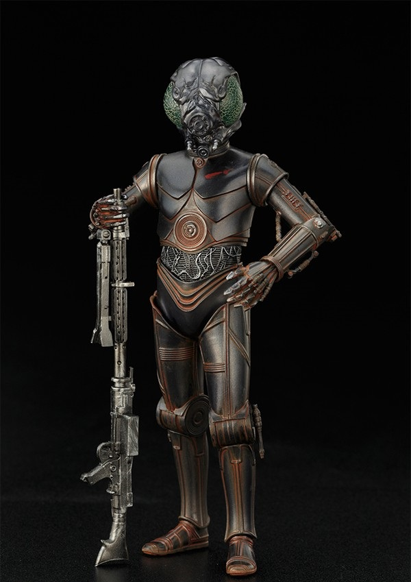 Kotobukiya Star Wars 4-LOM Bounty Hunter ARTFX+ Statue
