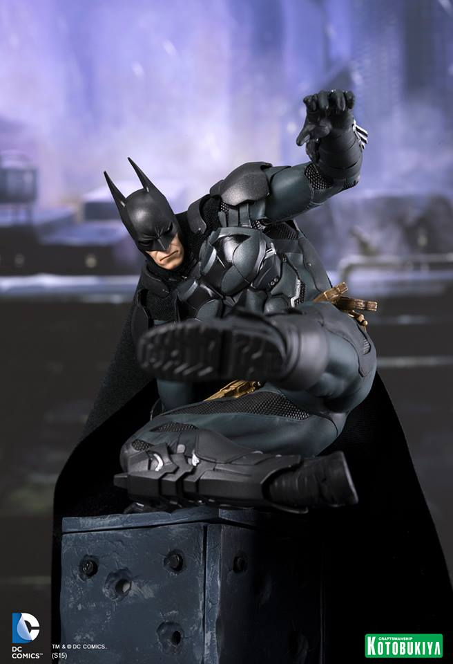 Kotobukiya Batman vs the Arkham Knight (Batman) ARTFX+ Statue