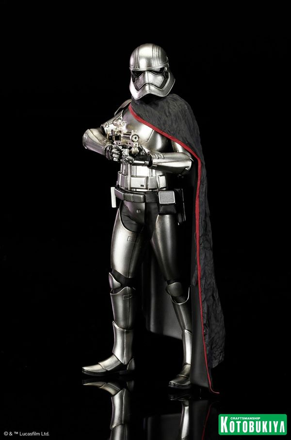 Kotobukiya Star Wars Captain Phasma ARTFX+ Statue
