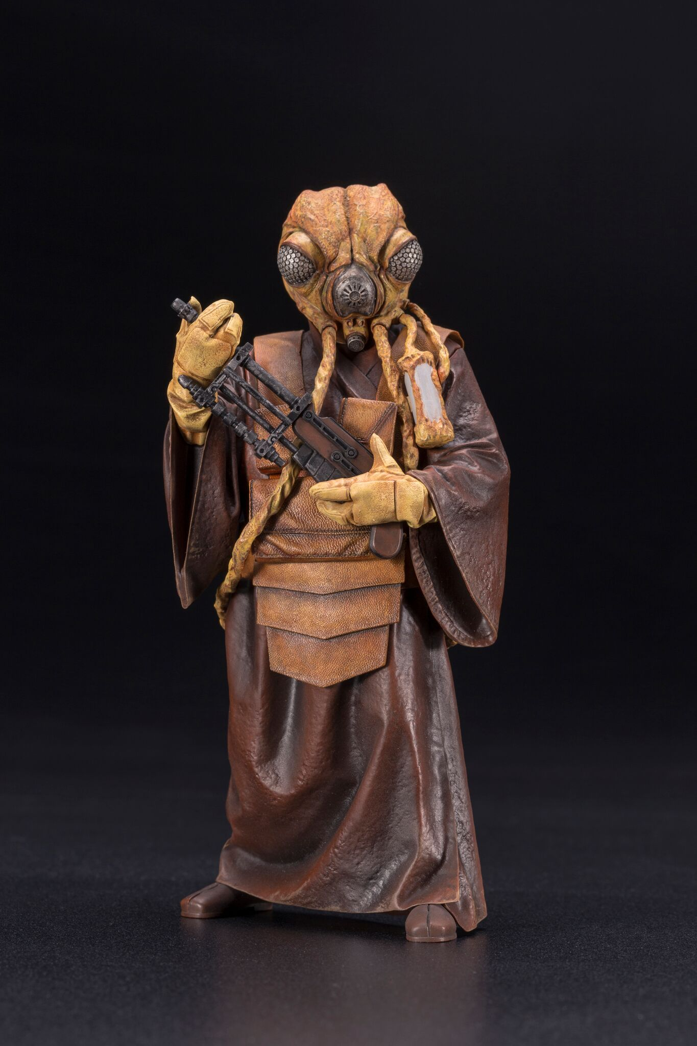 Kotobukiya Star Wars Zuckuss Bounty Hunter ARTFX+ Statue