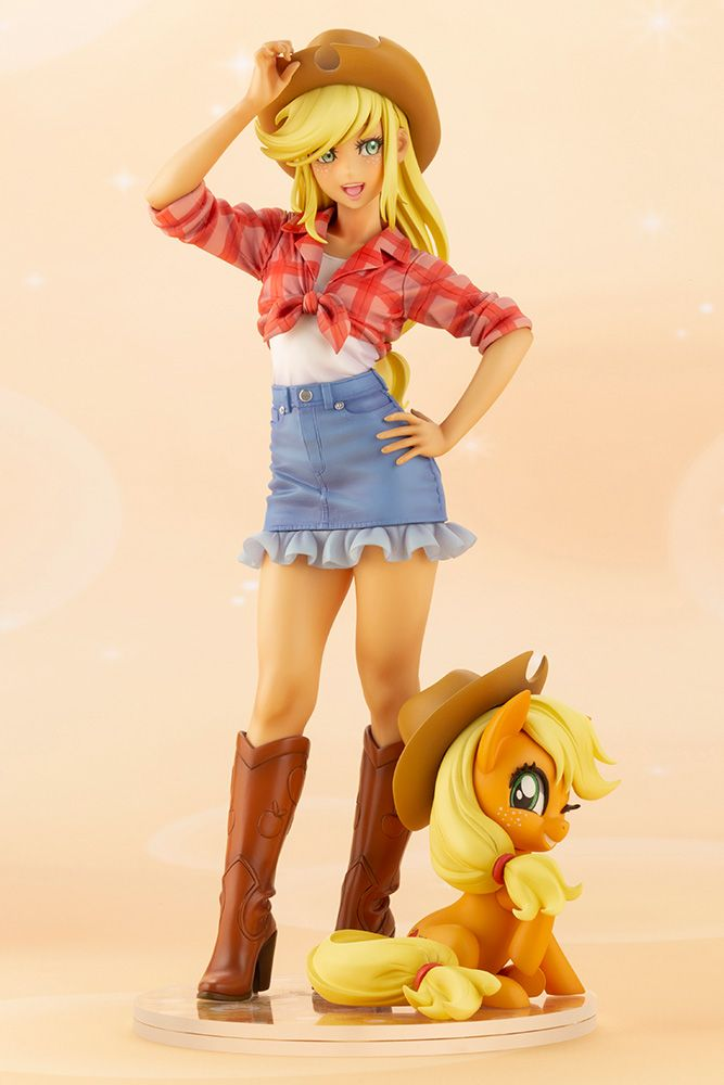 Kotobukiya My Little Pony Applejack Bishoujo Statue