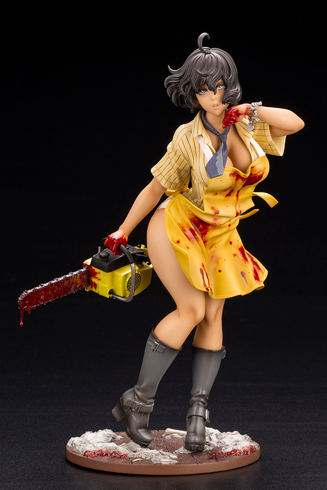 Kotobukiya Texas Chainsaw Leatherface Bishoujo Statue