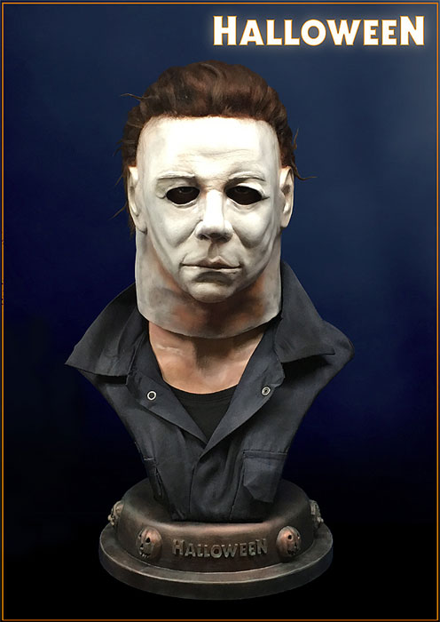 Pre-Order HCG Halloween Michael Myers Life Size Bust