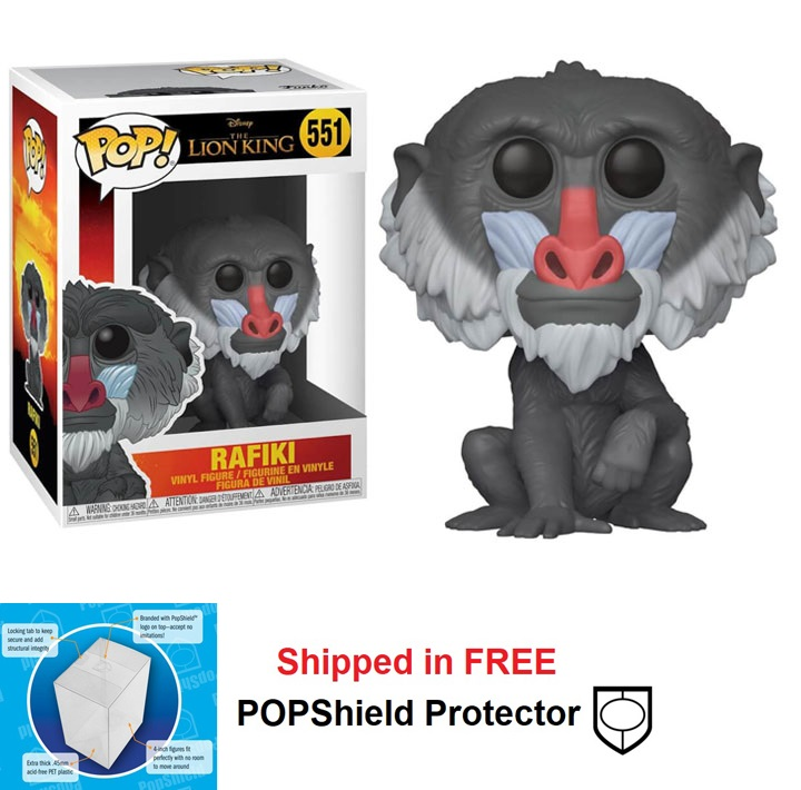 Funko POP Disney Lion King Rafiki - #551