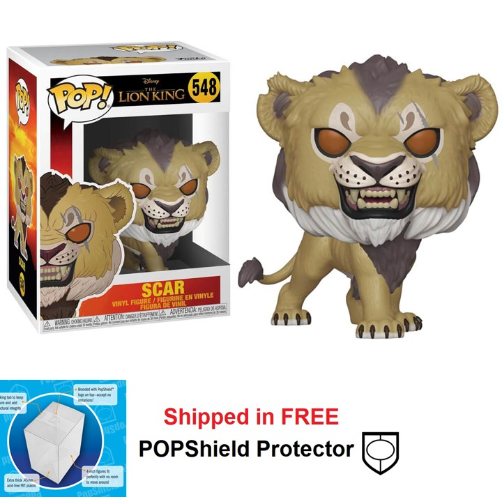 Funko POP Disney Lion King Scar - #548