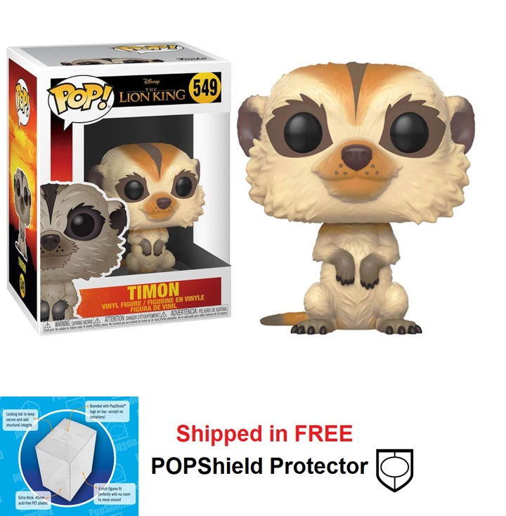 Funko POP Disney Lion King Timon - #549