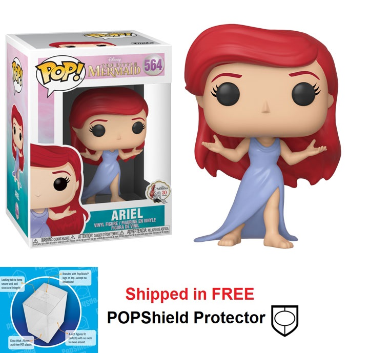 Funko POP Disney Little Mermaid Ariel Figure - #564