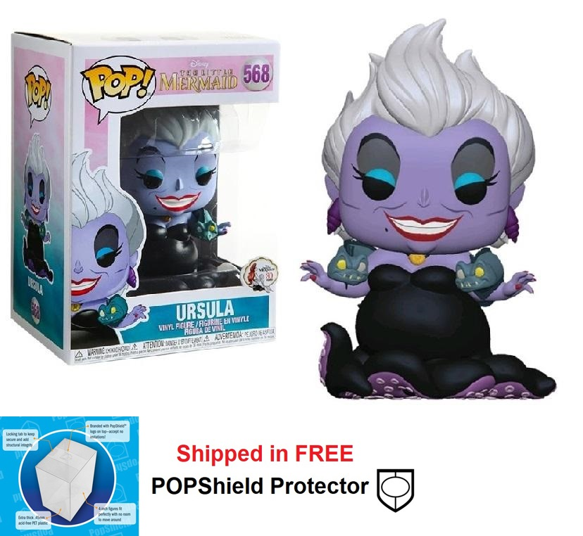 Funko POP Disney Little Mermaid Ursula Figure - #568