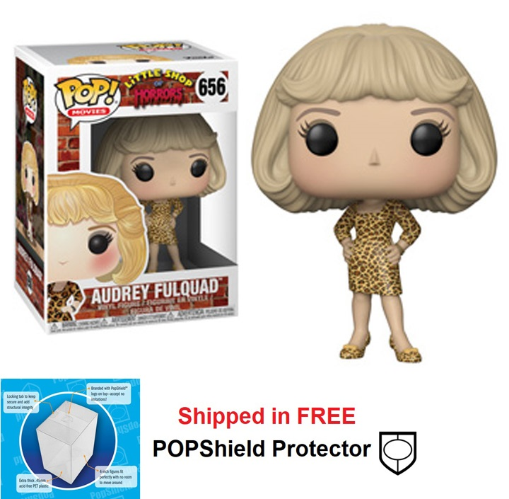 Funko POP Movies Little Shop of Horrors Audrey Fulquard - #656