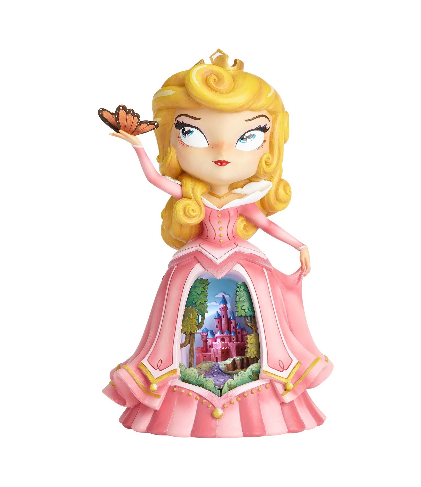 World of Miss Mindy Disney Princess Aurora Statue