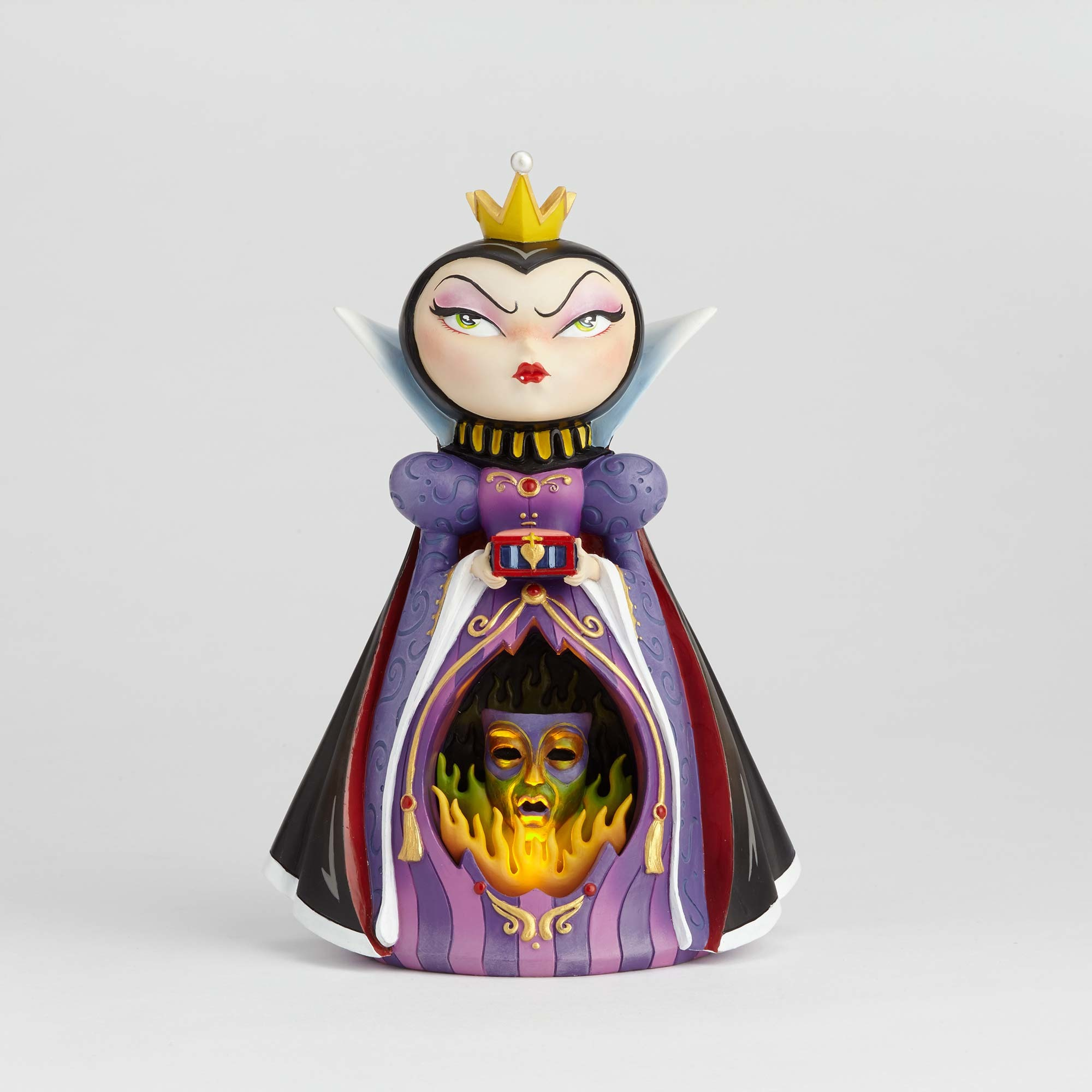 For some its a hobby to us its an obsession collectibles - Evil queen disney ...