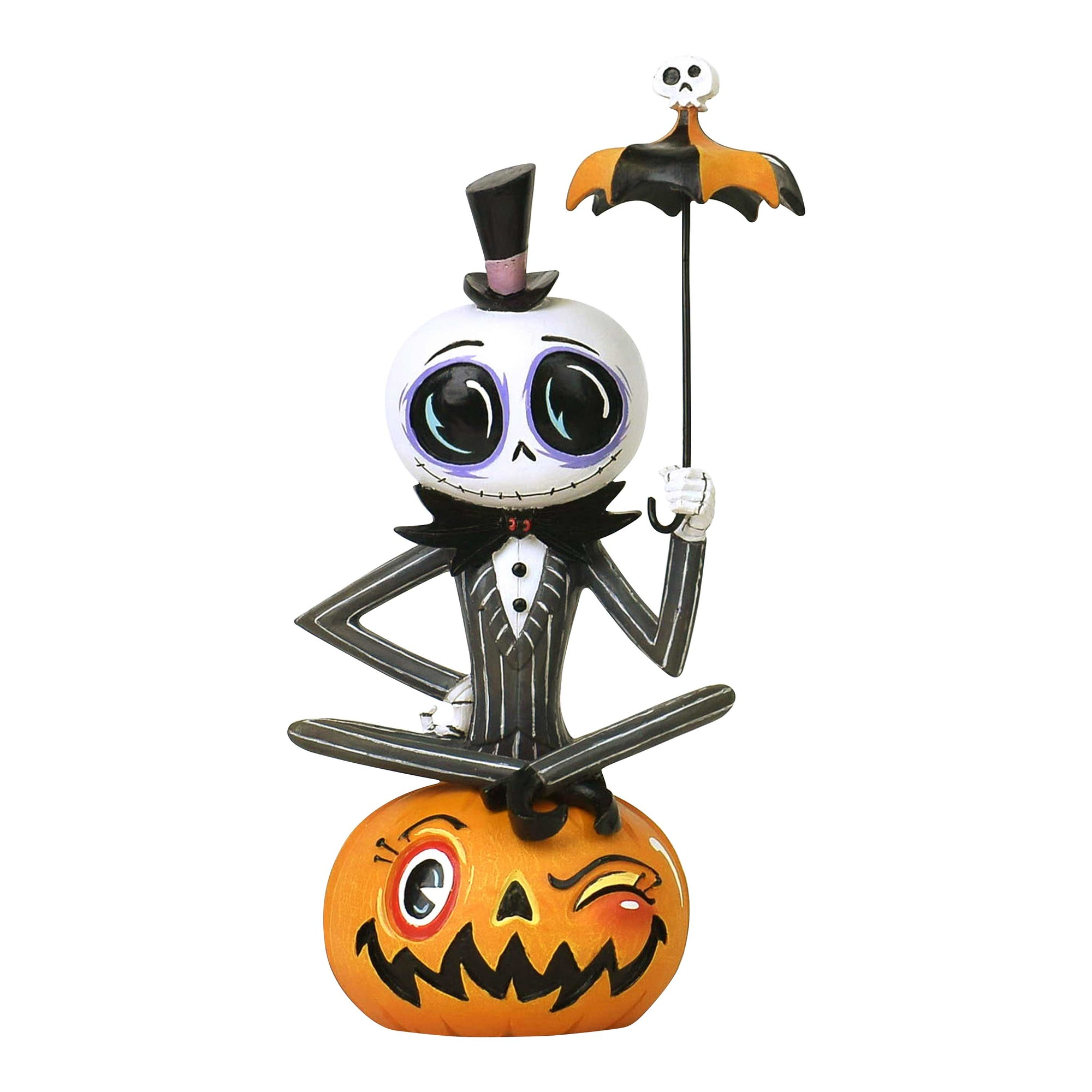 World of Miss Mindy Disney Jack Skellington Statue
