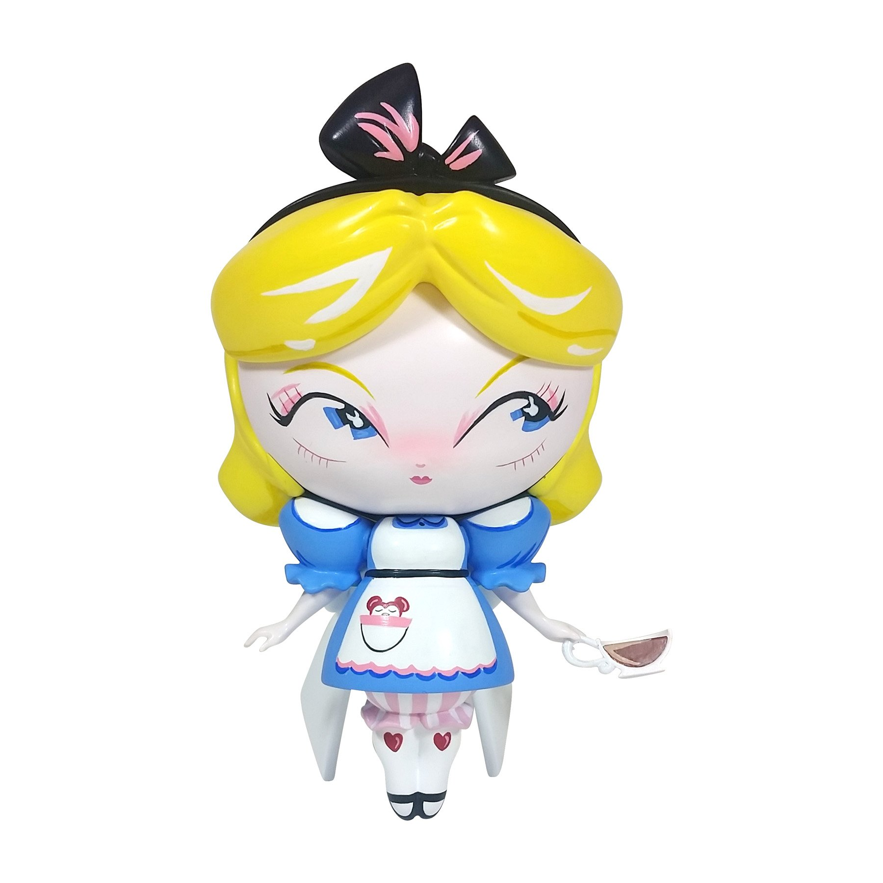 World of Miss Mindy Disney Alice in Wonderland Vinyl Statue