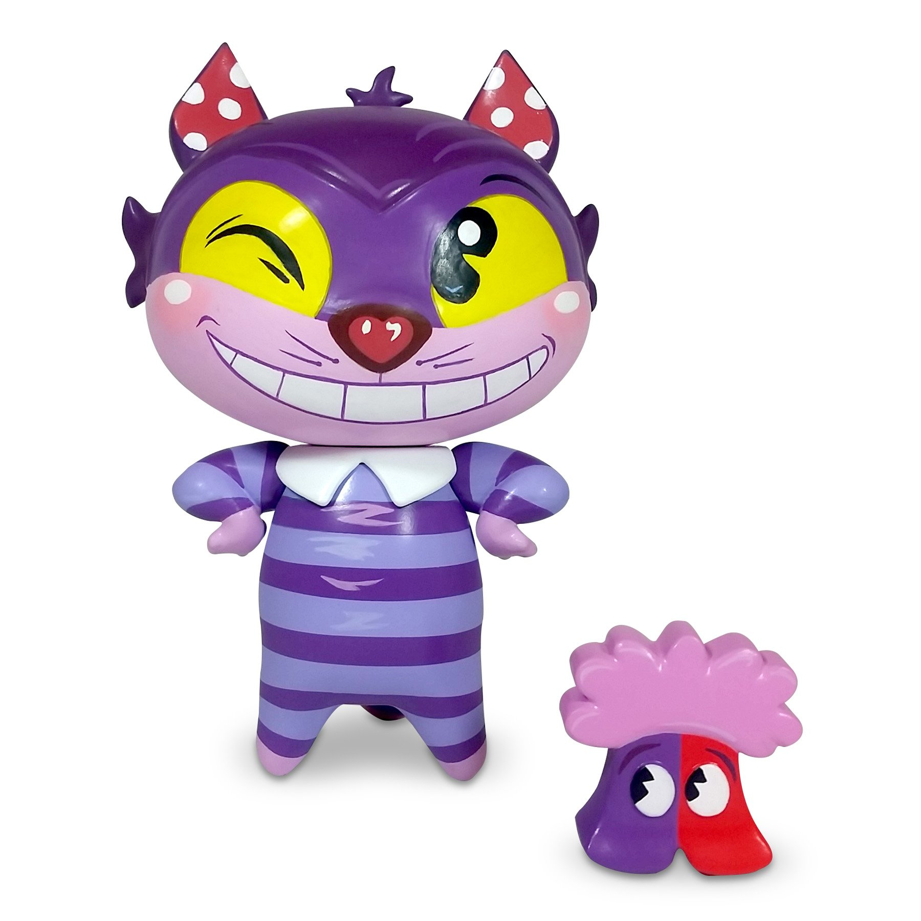 World of Miss Mindy Disney Cheshire Cat Vinyl Statue
