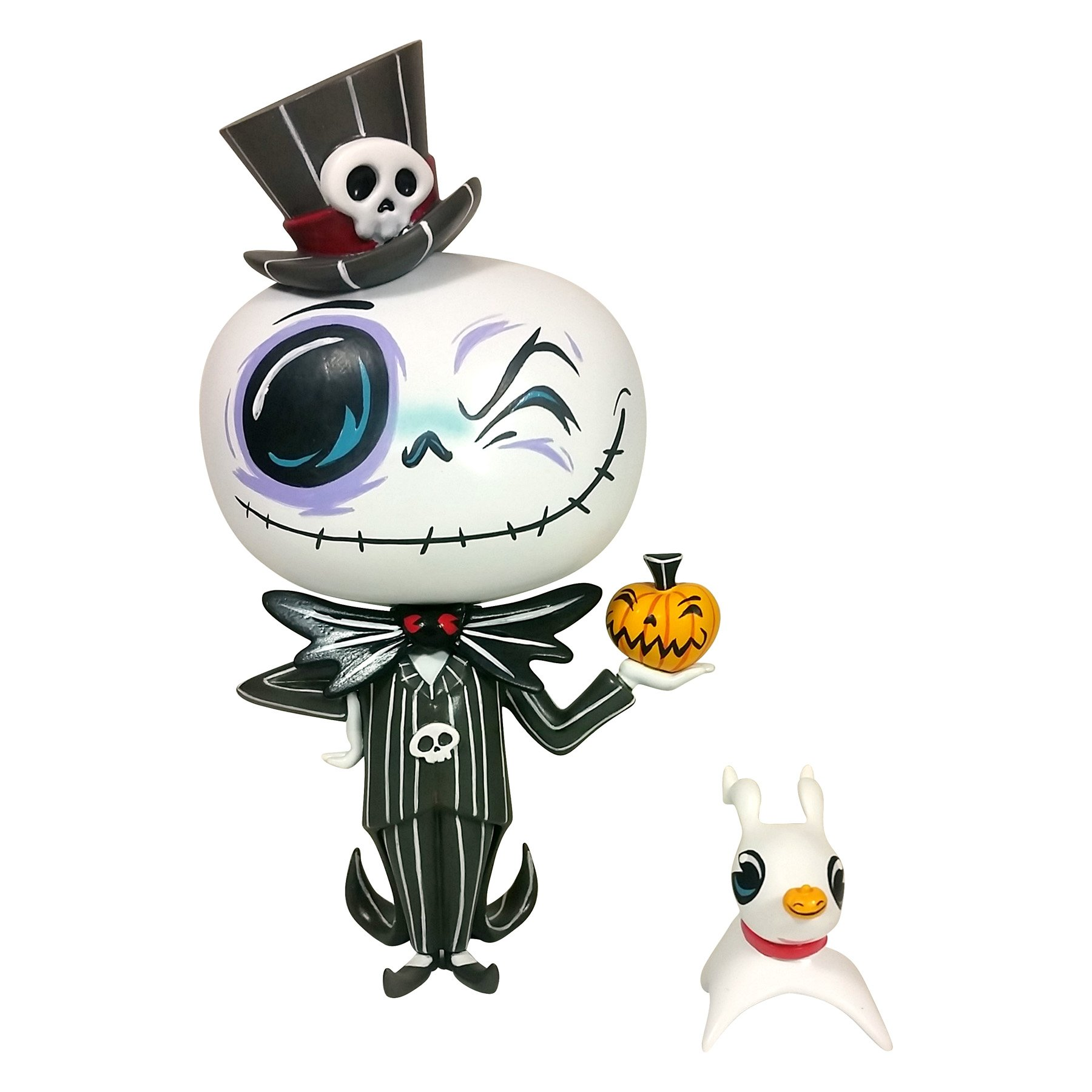 World of Miss Mindy Disney Nightmare Before Christmas Jack