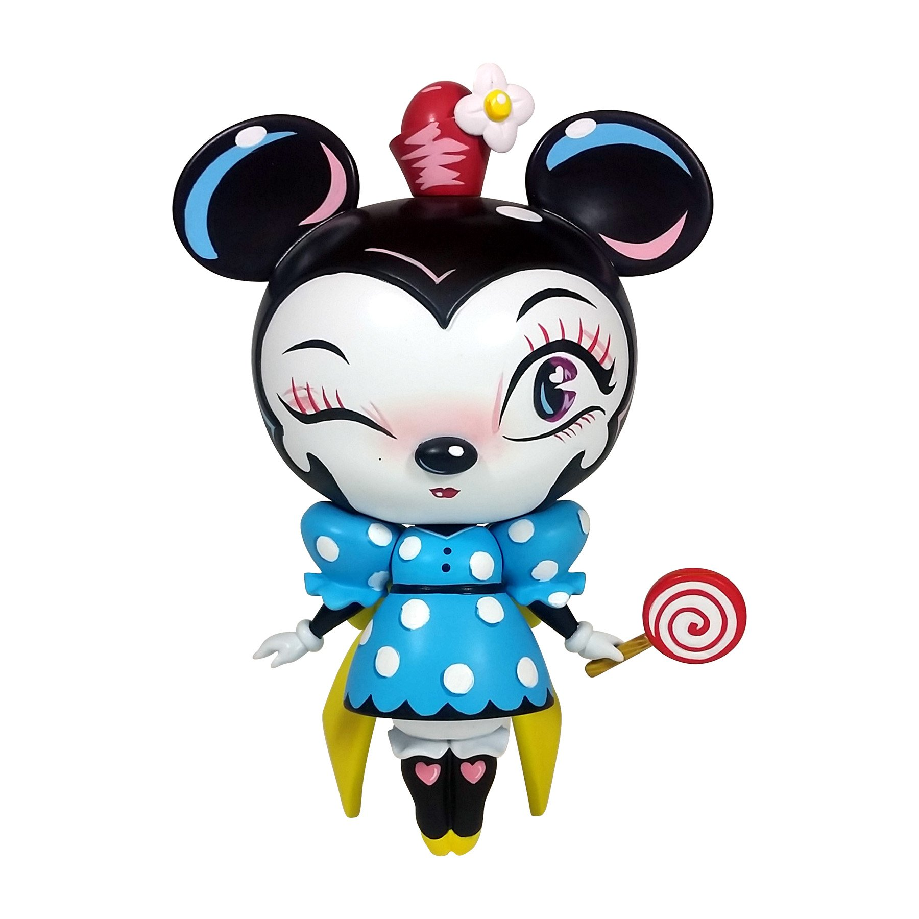 World of Miss Mindy Disney Minnie Mouse Vinyl Statue