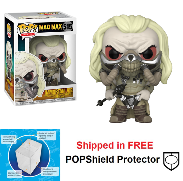 Funko POP Movies Mad Max Fury Road Immortan Joe - #515