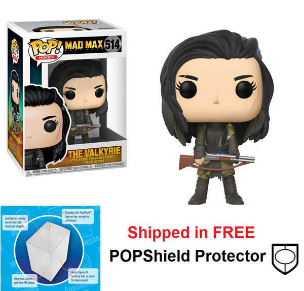Funko POP Movies Mad Max Fury Road Valkyrie Figure - #514