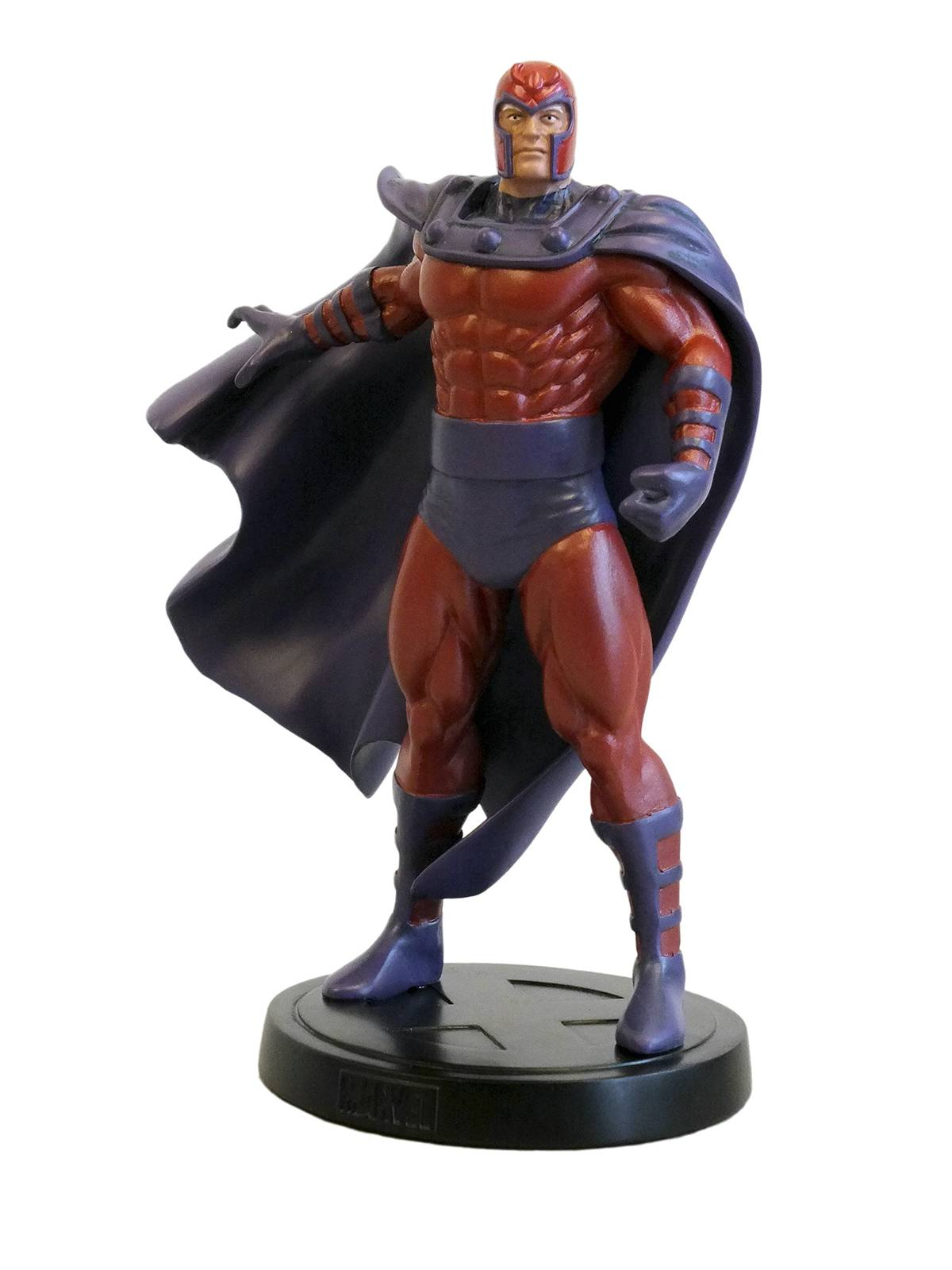 Eaglemoss Marvel Comics Fact File Magneto Figurine