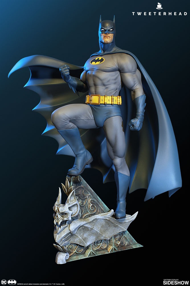 Tweeterhead DC Comics Batman Super Powers Maquette