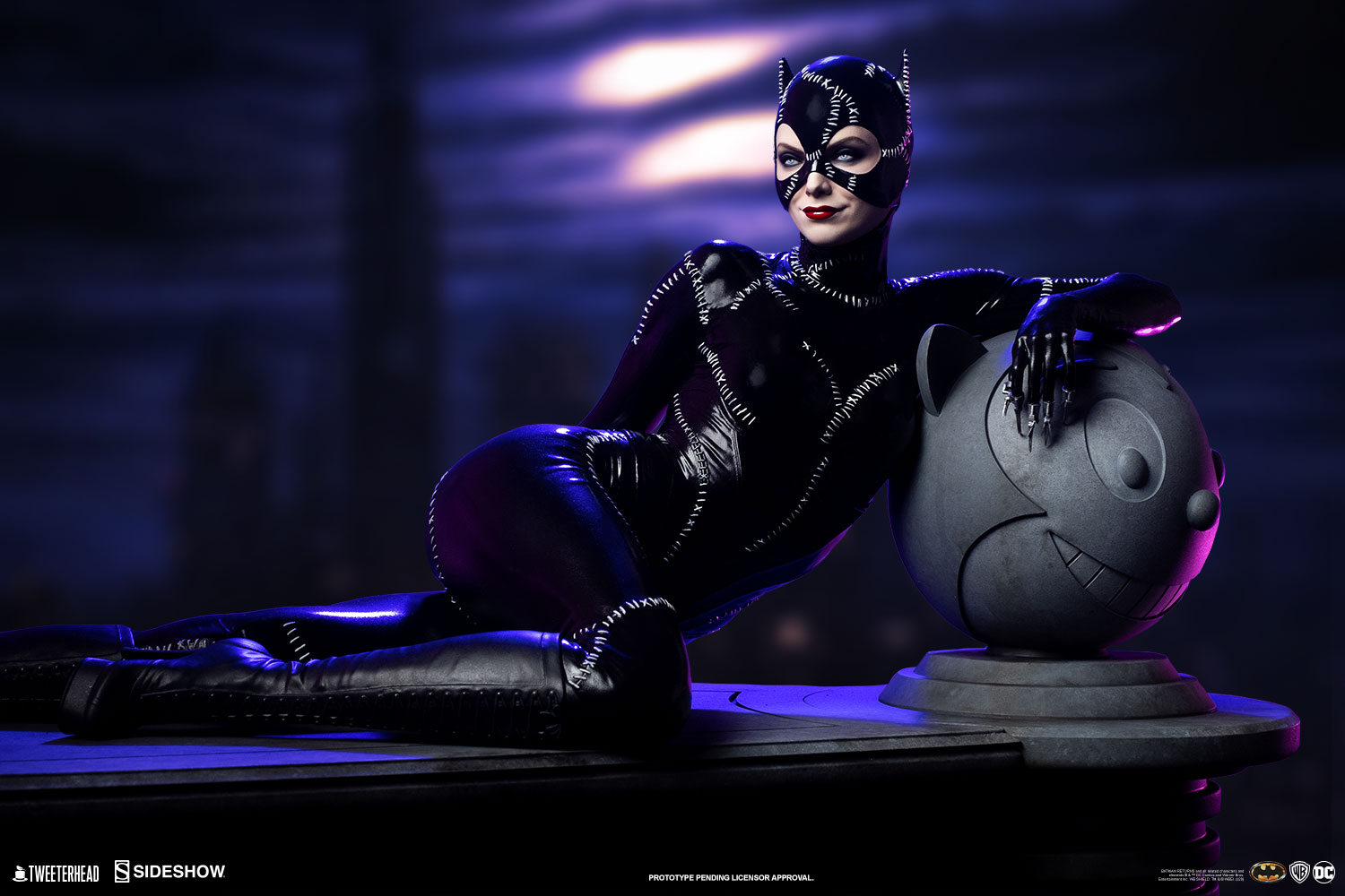 Pre-Order Tweeterhead DC Comics Catwoman Batman Returns Maquette