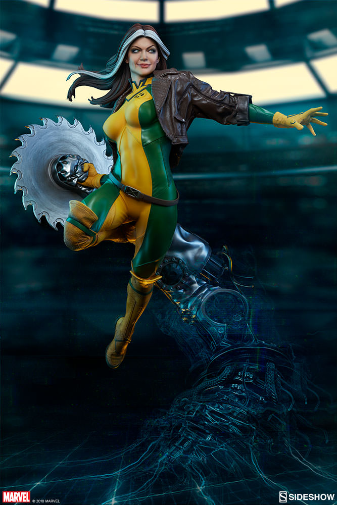 Pre-Order Sideshow Marvel Rogue Maquette