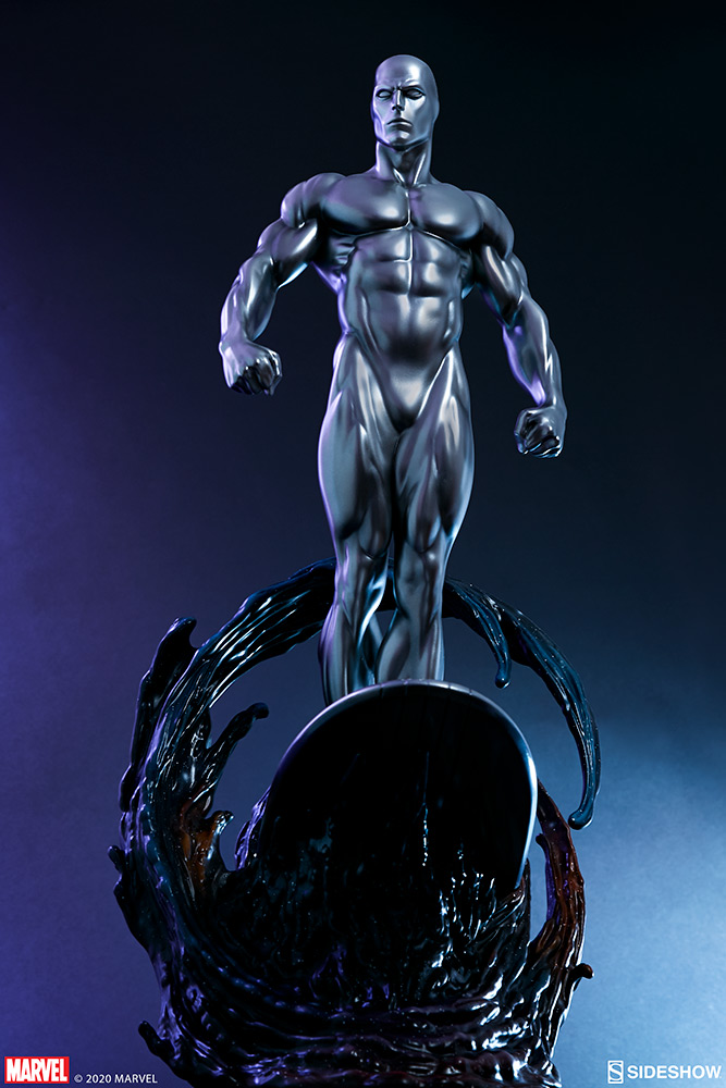 Pre-Order Sideshow Marvel Silver Surfer Maquette