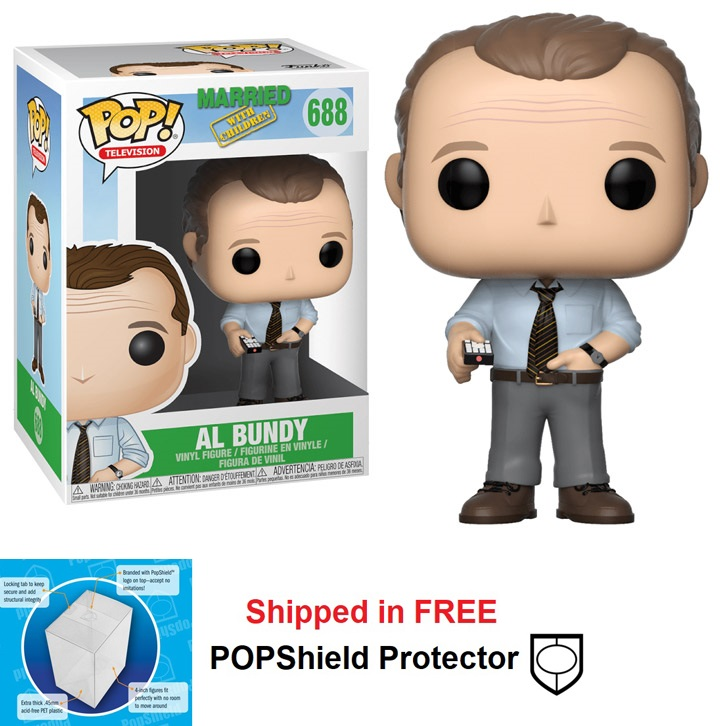 Funko POP TV Married With Children Al Bundy - #688
