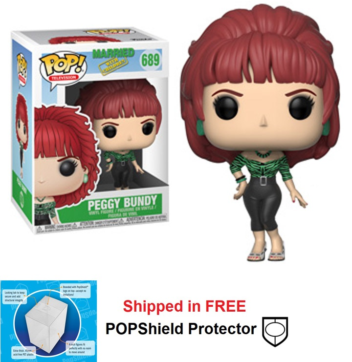 Funko POP TV Married With Children Peggy Bundy - #689