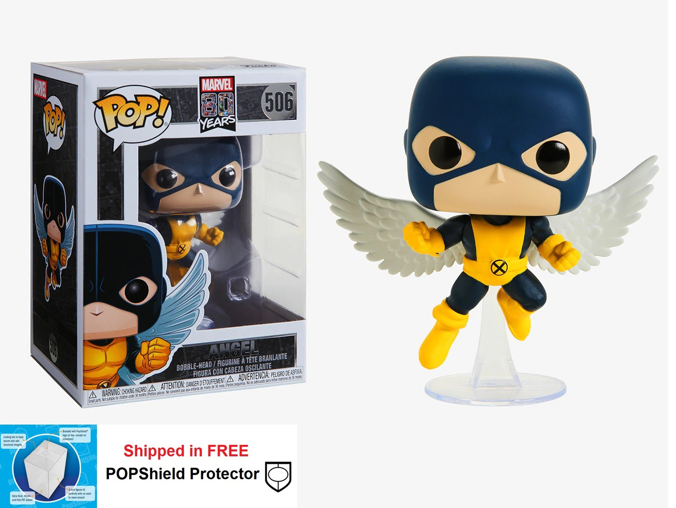 Funko POP Marvel 80th Anniversary First Appearance Angel - #506