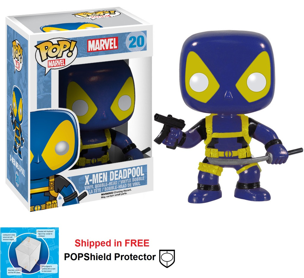Funko POP Marvel X-Men Deadpool - #20