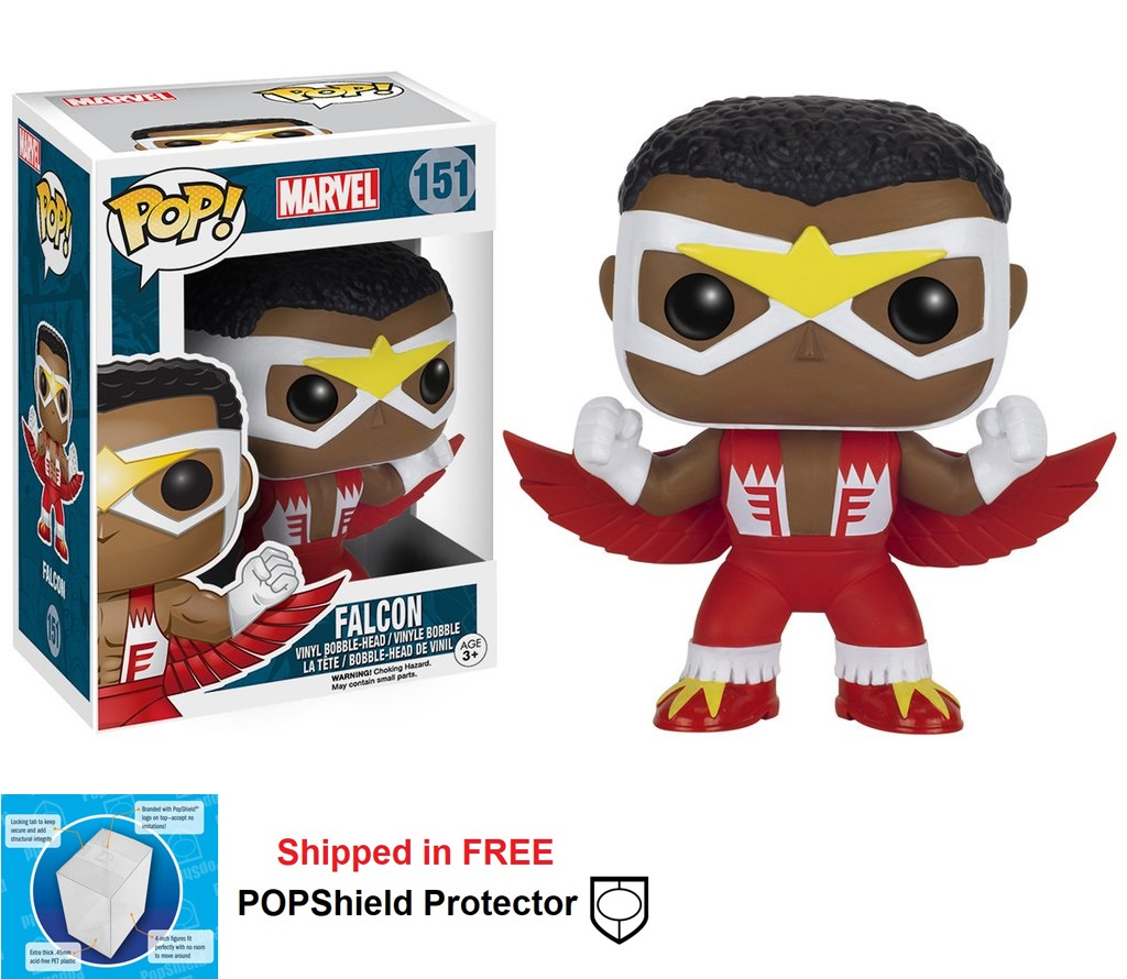Funko POP Marvel Falcon - #151