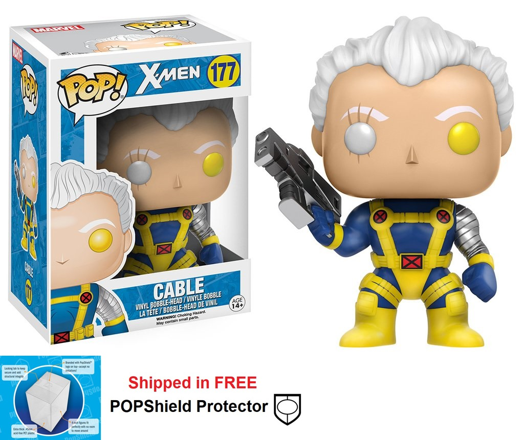 Funko POP Marvel X-Men Cable Figure - #177