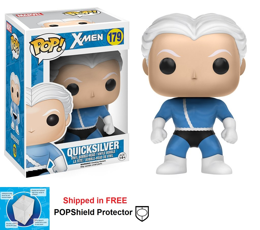 Funko POP Marvel X-Men Quicksilver Figure - #179
