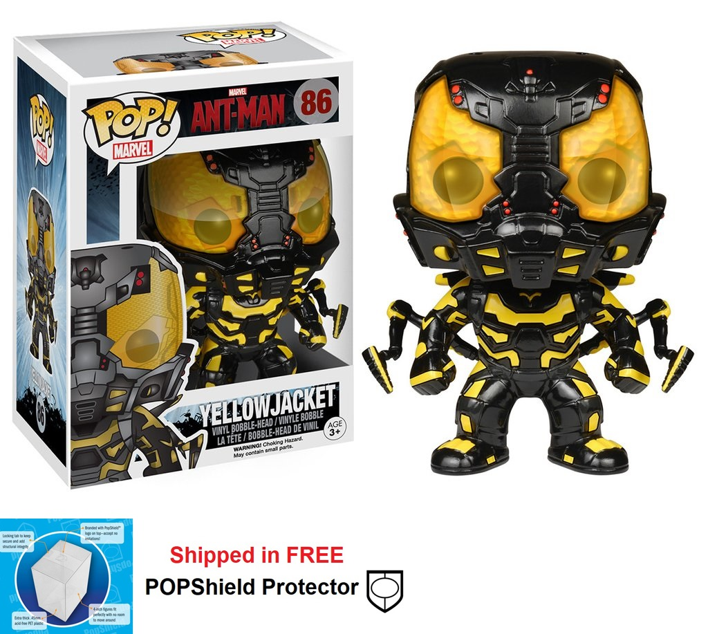 Funko POP Marvel Ant-Man Yellowjacket - #86