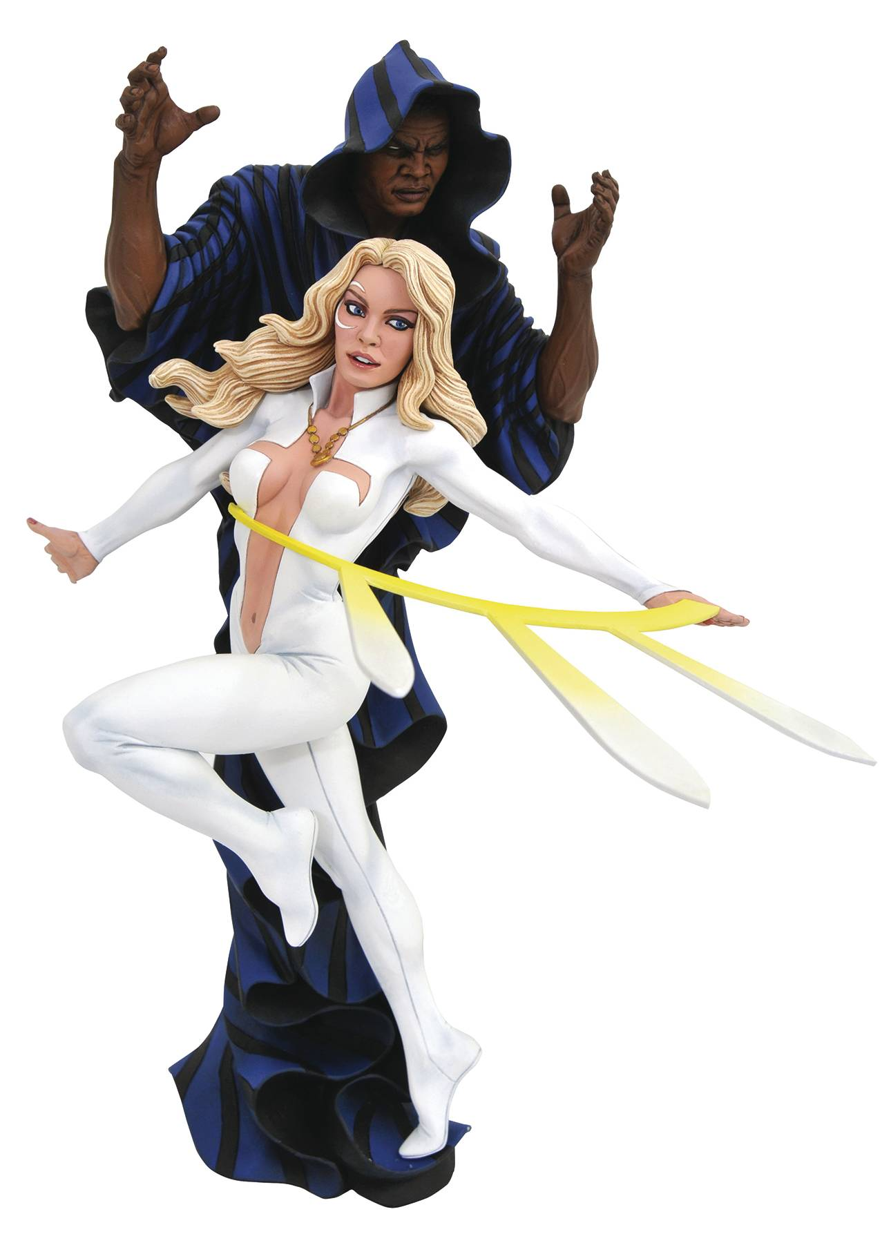 Diamond Marvel Gallery Cloak & Dagger Statue