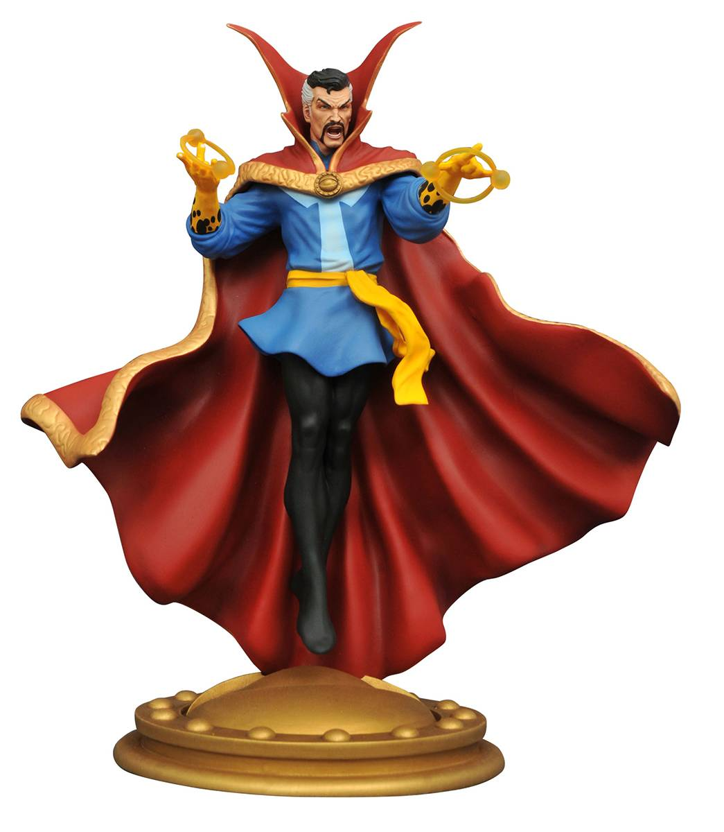 Diamond Marvel Gallery Dr. Strange Statue