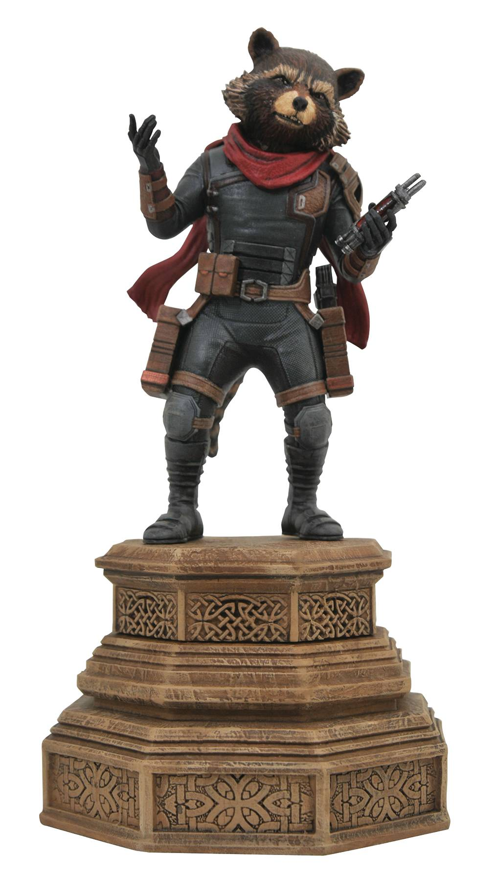 Pre-Order Diamond Marvel Gallery EndGame Rocket Raccoon Statue