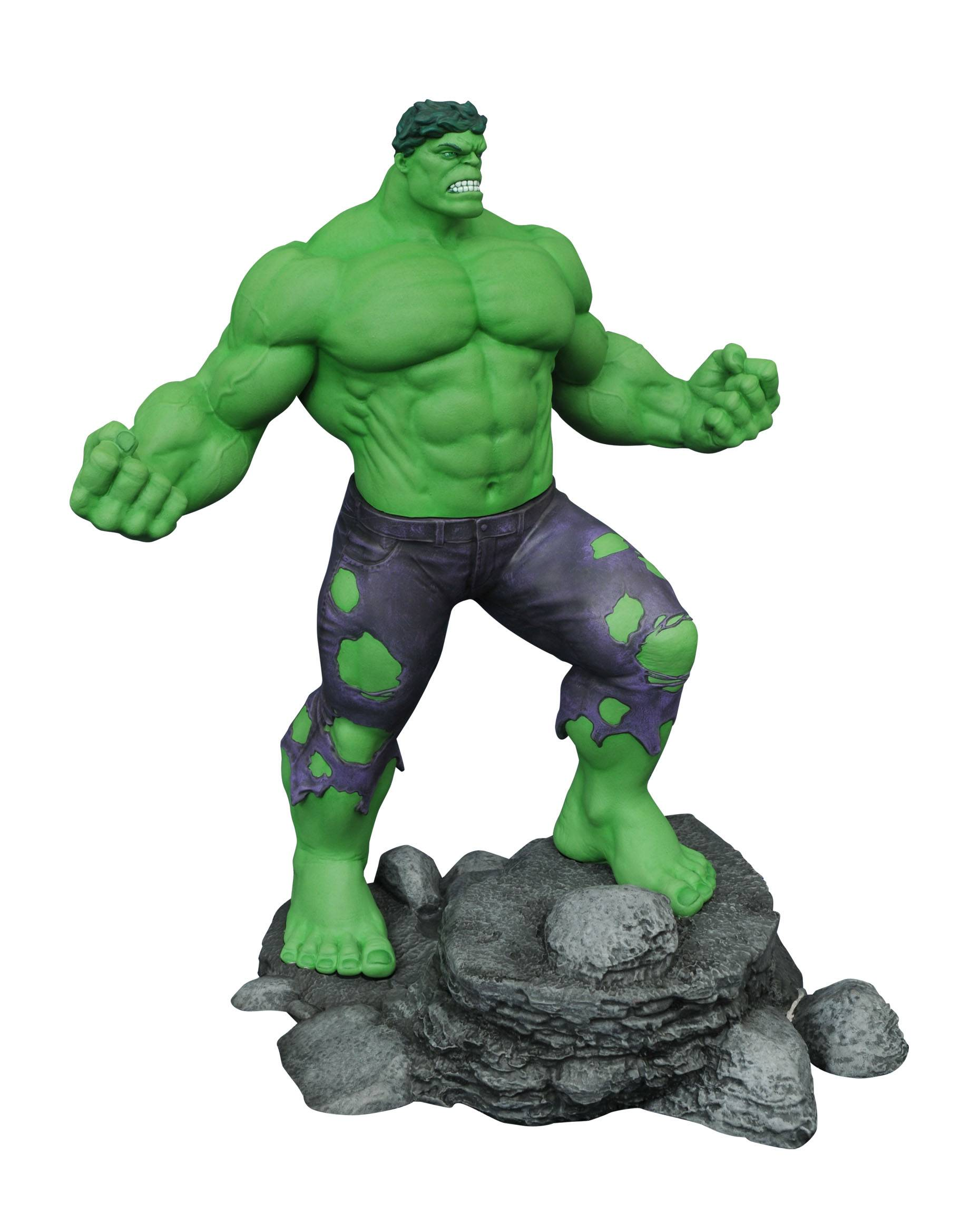 Diamond Marvel Gallery Hulk Statue