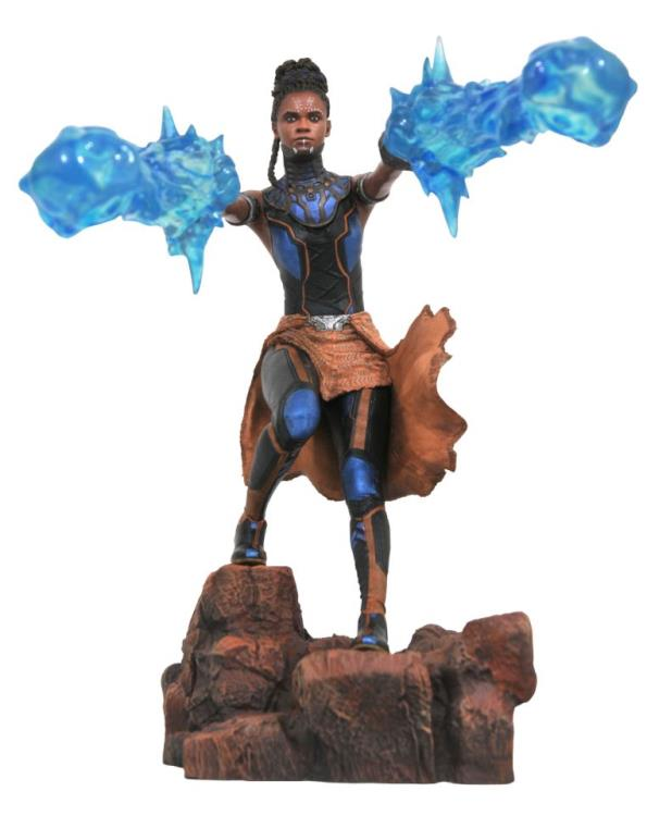 Diamond Marvel Gallery Black Panther Movie Shuri Statue