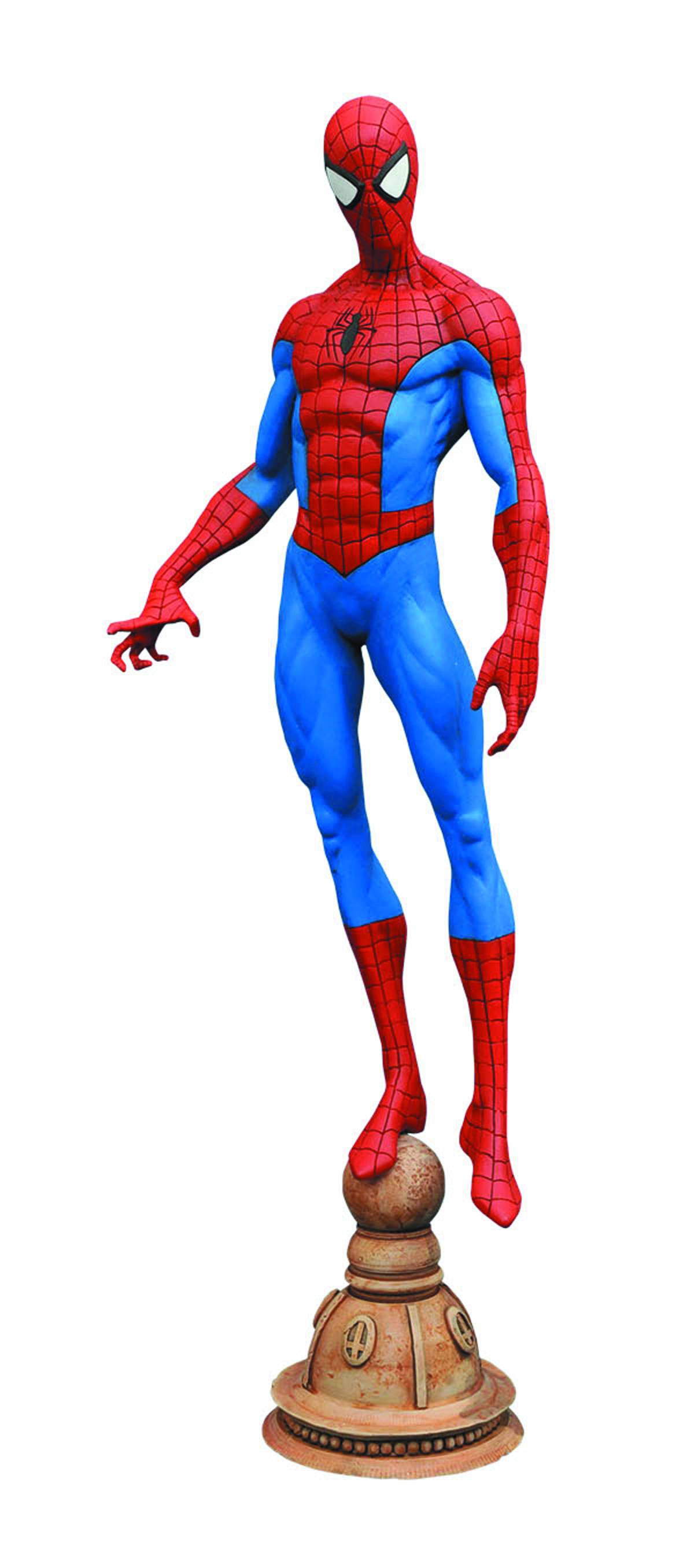 Diamond Marvel Gallery Spider-Man Statue